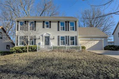 Overland Park Single Family Home For Sale: 8350 Knox Street
