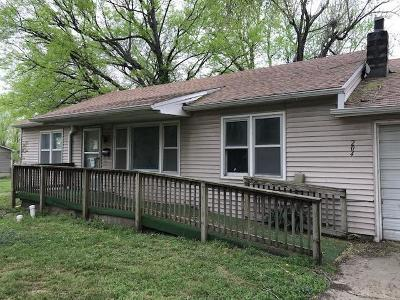 Bates County Single Family Home For Sale: 204 S Main Street