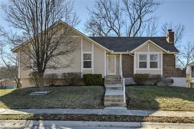 Blue Springs Single Family Home For Sale: 2500 SW Morningside Drive
