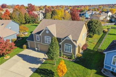 Raymore Single Family Home For Sale: 1505 Horseshoe Drive