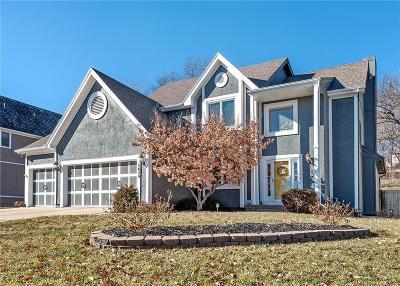 Lenexa Single Family Home For Sale: 7630 Constance Street
