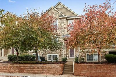 Overland Park Condo/Townhouse For Sale: 15844 Foster Street