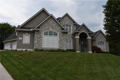 Shawnee County Single Family Home For Sale: 5729 SW 37th Terrace