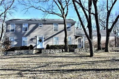 Atchison Single Family Home For Sale: 10183 Sedgwick Road