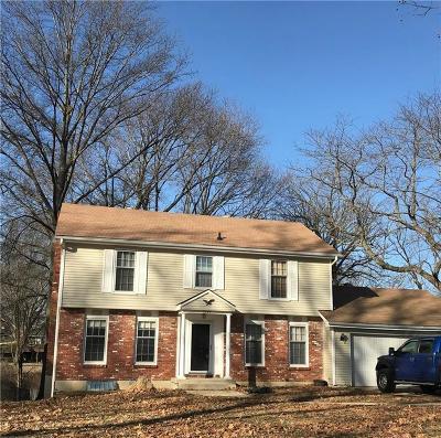 Kansas City MO Single Family Home For Sale: $195,000