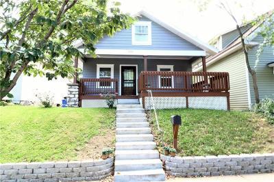 Kansas City Single Family Home For Sale: 1723 W 34th Street