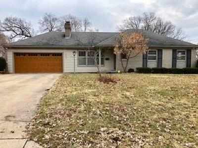 Single Family Home For Sale: 5023 Pawnee Drive