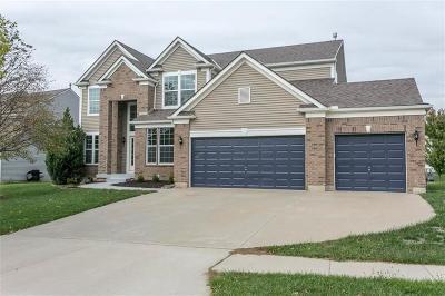 Johnson-KS County, Jackson County Single Family Home Contingent: 23704 W 94th Terrace