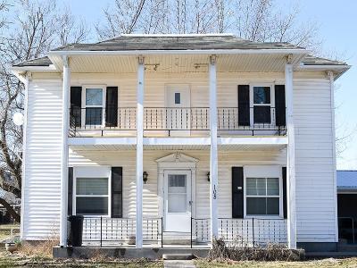 Daviess County Multi Family Home For Sale: 108 N Locust Street
