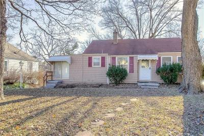 Clay County Single Family Home For Sale: 639 NE Greenfield Road