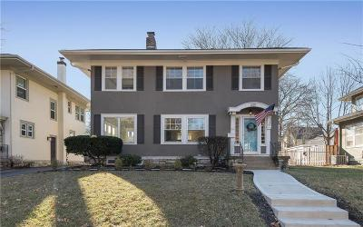 Single Family Home For Sale: 439 W 63rd Street