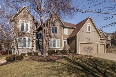 Overland Park Single Family Home For Sale: 13212 W 129th Terrace