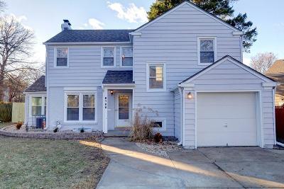Kansas City Single Family Home For Sale: 6706 Holmes Road
