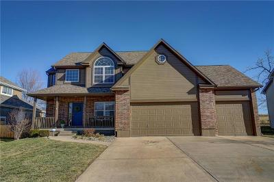 Smithville Single Family Home Contingent: 18125 Rollins Drive