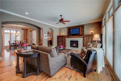 Overland Park KS Single Family Home For Sale: $580,000
