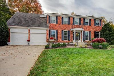 Leawood Single Family Home For Sale: 4601 W 131 Street