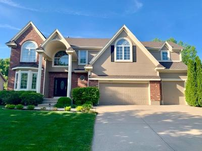 Overland Park KS Single Family Home For Sale: $429,950
