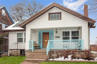 Kansas City Single Family Home For Sale: 7311 Washington Street