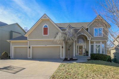 Johnson-KS County Single Family Home For Sale: 4602 Anderson Street
