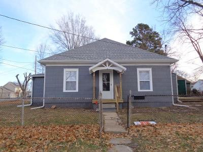 Single Family Home Sold: 501 S Hardy Avenue