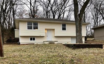 Single Family Home For Sale: 906 W Lexington Street