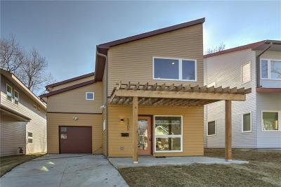 Kansas City Single Family Home For Sale: 5405 Tracy Avenue