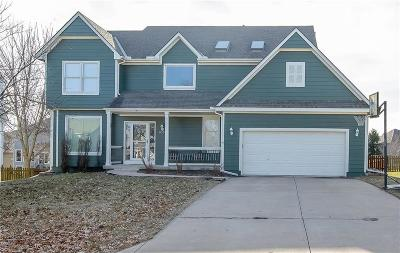 Lee's Summit MO Single Family Home For Sale: $339,900