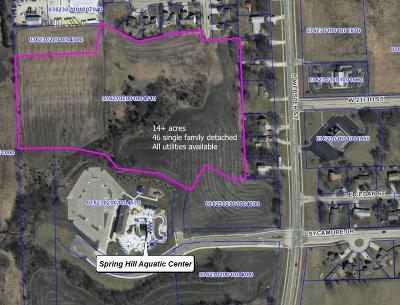 Miami County Residential Lots & Land For Sale: Sycamore & Madison Street