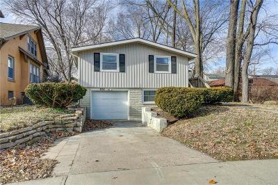 Kansas City Single Family Home For Sale: 4150 Eaton Street