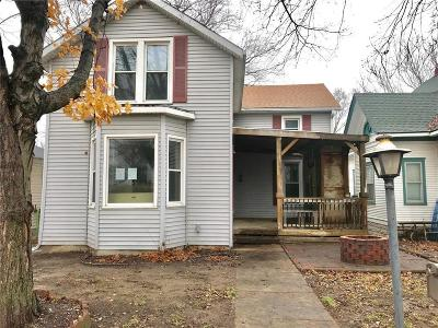 Atchison Single Family Home For Sale: 1131 Parallel Street