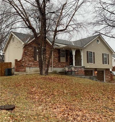 Olathe Single Family Home For Sale: 1208 E Frontier Lane