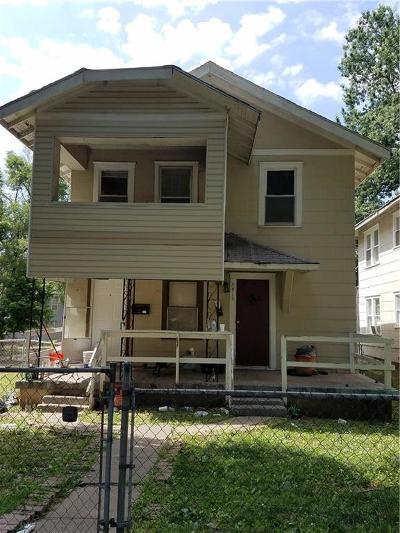 Kansas City Multi Family Home For Sale: 3513 Roberts Street