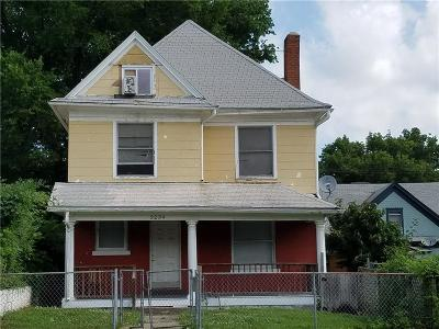 Kansas City Multi Family Home For Sale: 3234 Independence Avenue