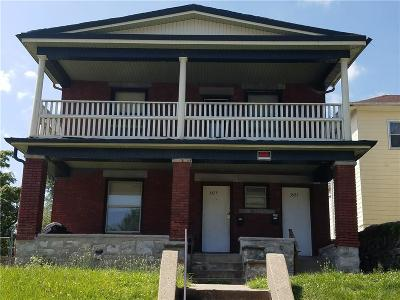 Kansas City Multi Family Home For Sale: 3521 St John Avenue