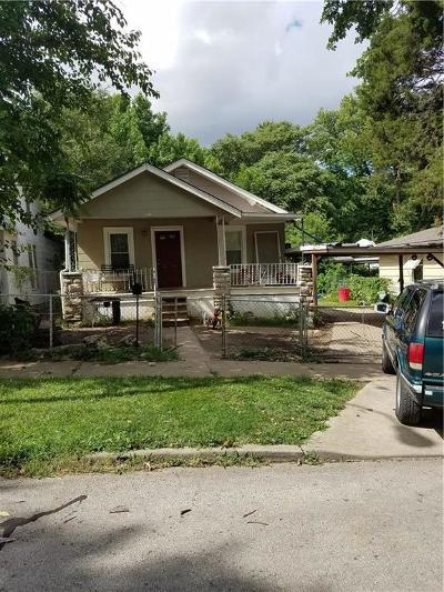 Kansas City Single Family Home For Sale: 3718 Roberts Street