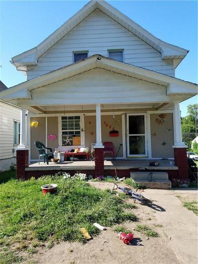 Kansas City Single Family Home For Sale: 3426 E 6th Street