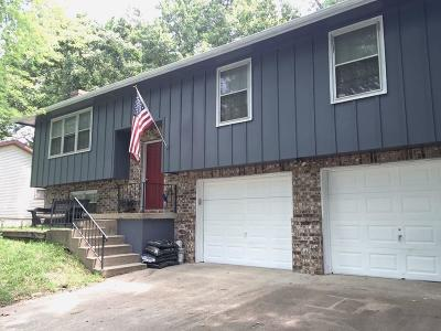 Warrensburg MO Single Family Home For Sale: $134,900
