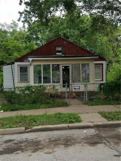 Kansas City Single Family Home For Sale: 1625 Cypress Avenue