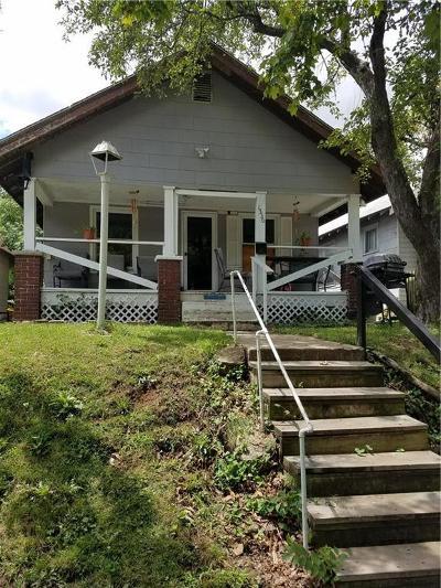Kansas City Single Family Home For Sale: 1536 Belmont Avenue