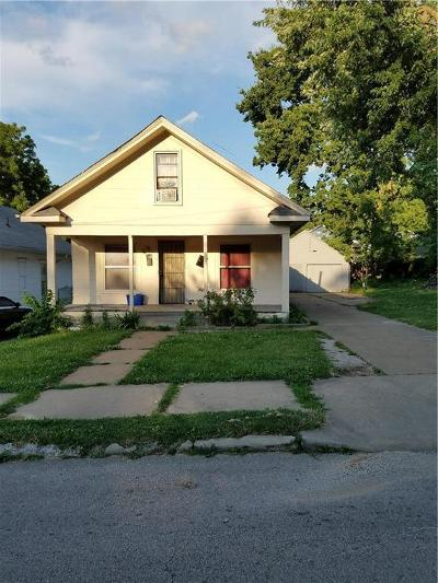 Kansas City Single Family Home For Sale: 1235 Collins Street