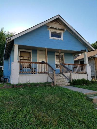 Kansas City Single Family Home For Sale: 720 S Hardesty Avenue