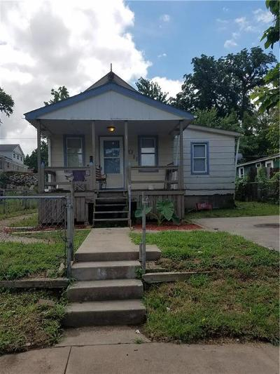 Kansas City Single Family Home For Sale: 6011 11th Street