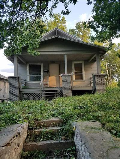 Kansas City Single Family Home For Sale: 6435 16th Street