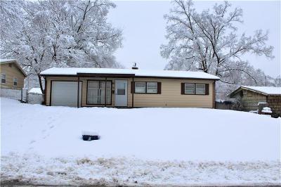 Kansas City Single Family Home For Sale: 2645 S 51st Terrace