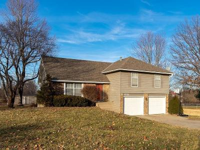 Bucyrus KS Single Family Home For Sale: $285,000