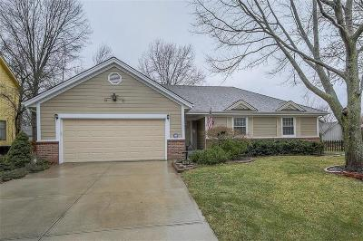 Single Family Home For Sale: 443 N Persimmon Drive