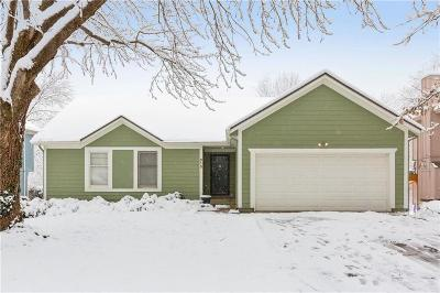 Johnson-KS County Single Family Home For Sale: 615 N Sunset Drive