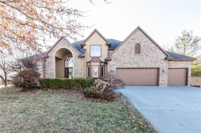Basehor Single Family Home For Sale: 15575 Cedar Lane