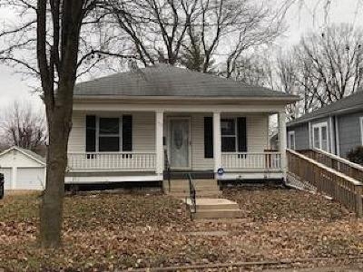 Sedalia Single Family Home For Sale: 1417 S Stewart Avenue