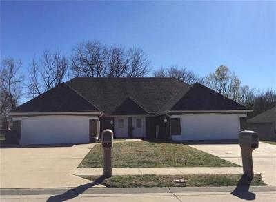 Buchanan County Multi Family Home For Sale: 4604 Hunters Glen Drive